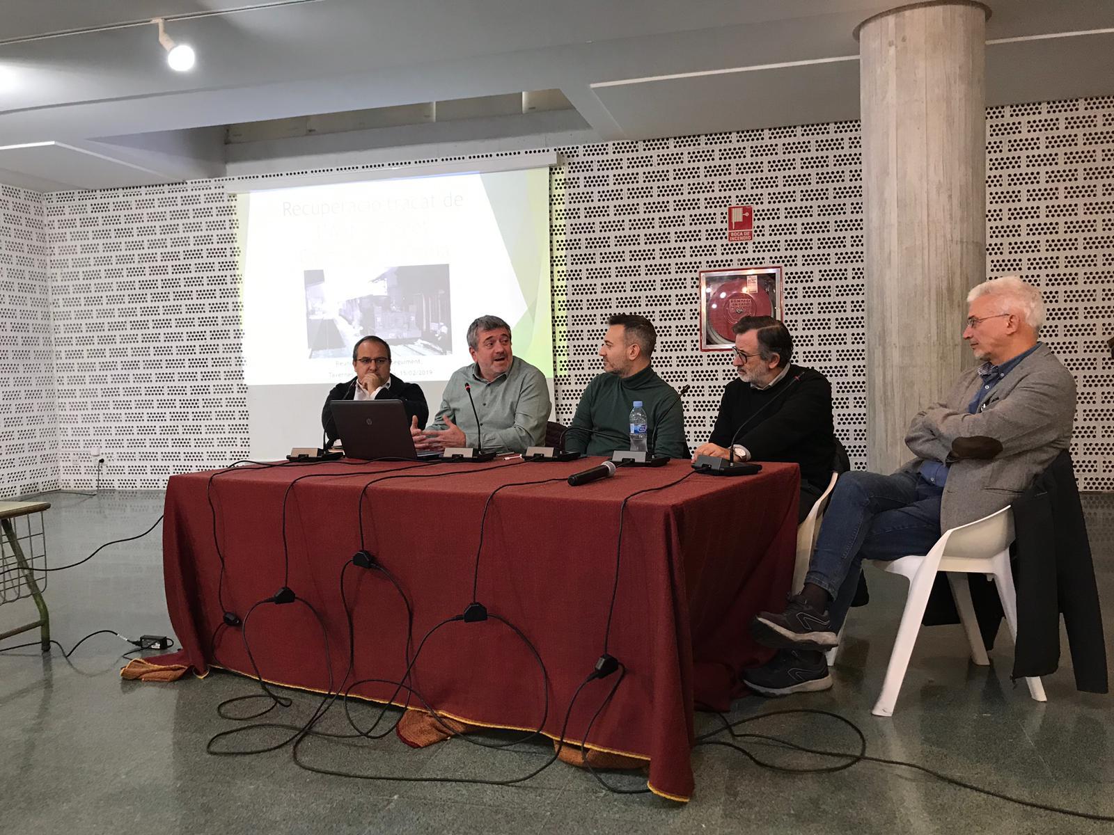 """Josep Bort: """"La mobilitat blana té la capacitat de transformar la nostra forma de viure i entendre el territori"""""""