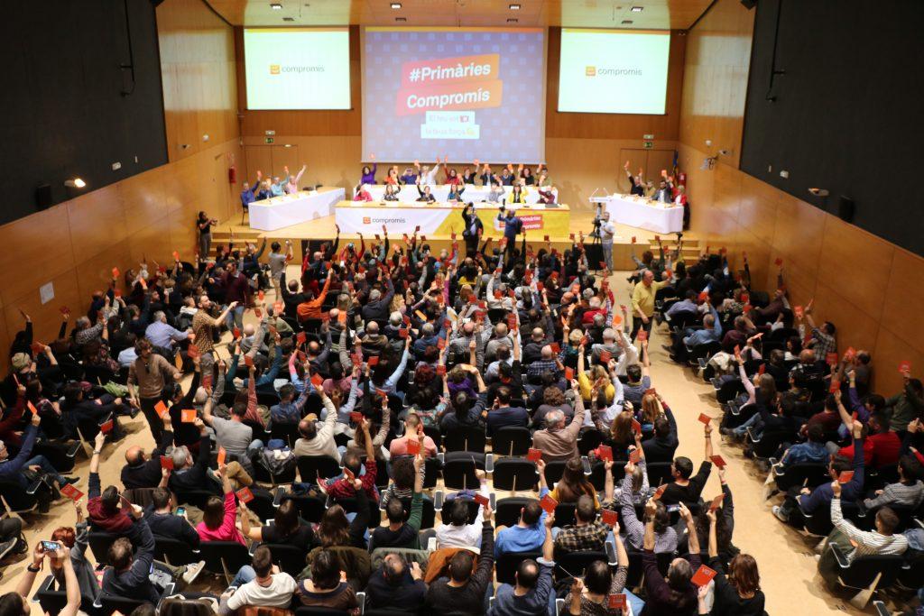 Compromís inicia el procés de primàries més obert , democràtic i participatiu de tot l'Estat