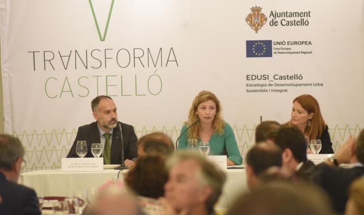 Castelló presenta la seua candidatura com a Ciutat de la Ciència i la Innovació