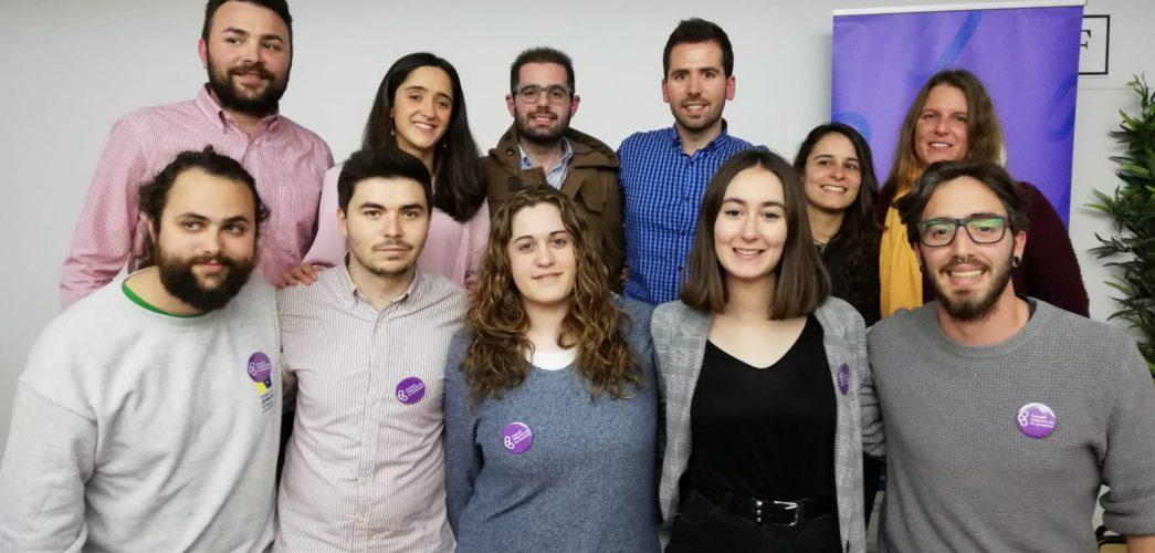 Més de mig centenar de joves assisteixen al debat sobre polítiques de joventut a Europa