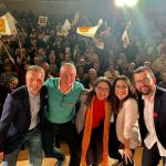 Compromís celebra su acto central en Alicante convencidos de liderar el nuevo gobierno valenciano el 28 de Abril