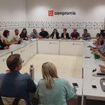 Compromís valora molt positivament la consolidació de la coalició com la força del canvi al territori valencià