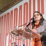 """Mónica Oltra: """"els principals reptes de la legislatura són la lluita contra el canvi climàtic i la lluita contra les desigualtats"""""""