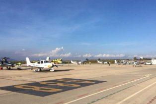 L'aeroport de Castelló habilita espai per a atendre el creixement de l'aviació general