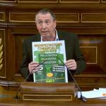 Compromís sol·licita la compareixença del Ministeri d'Agricultura perquè explique les conseqüències de l'acord de la UE ambMercosur