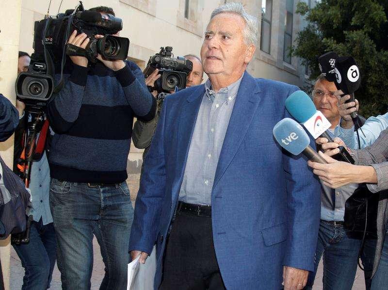 Un jutge absol a l'exalcalde d'Alacant Luis Díaz Alperi, del Partit Popular, de tres delictes fiscals i un delicte de suborn