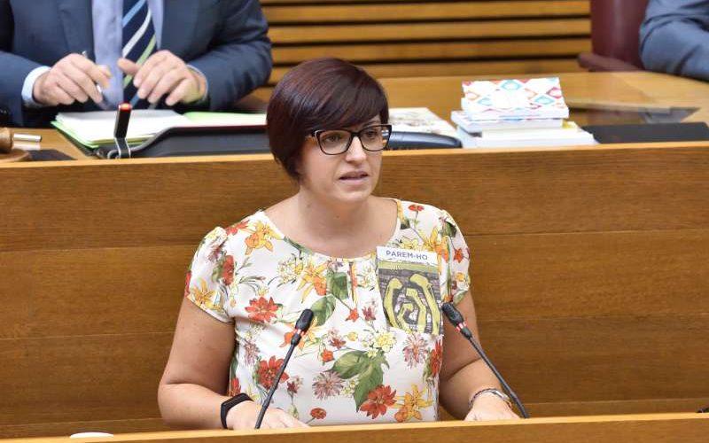 Unides Podem- EU demana que el delegat de govern comparega a Les Corts per a explicar l'enderroc del Forn de Barraca