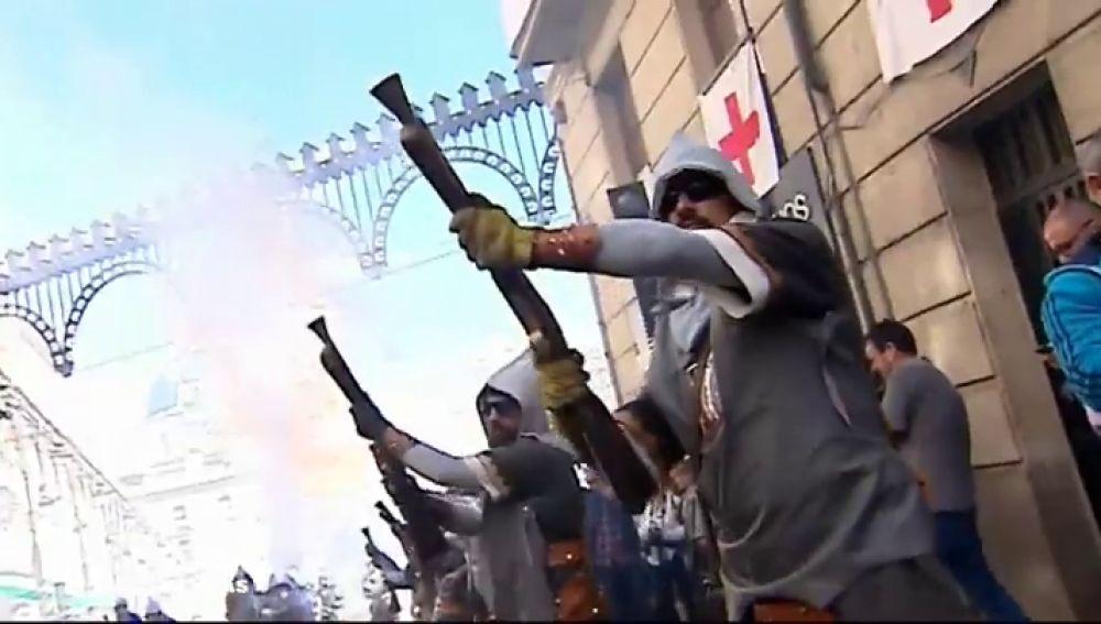 Compromís demana a Indústria modificar el reglament d'explosius per garantir l'ús de la pólvora a la festa de Moros i Cristians