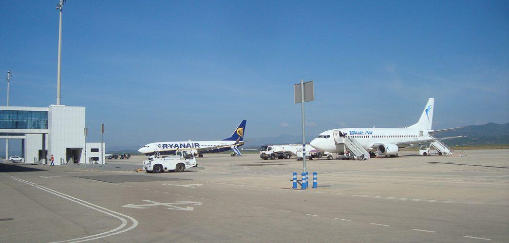L'aeroport de Castelló aconsegueix a l'agost el seu millor registre mensual amb 18.788 passatgers