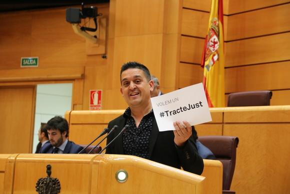 Carles Mulet exigeix al Govern socialista prestem ICO al 0% per fer front a l'asfíxia de les CCAA
