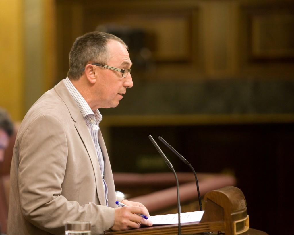"""Baldoví: """"La sentència és desproporcionada i no serveix per a resoldre el conflicte polític en Catalunya"""""""