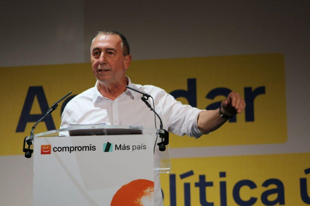 """Joan Baldoví """"Compromís-Más País som l'antídot contra l'abstenció i el bloqueig que patim al govern central"""""""