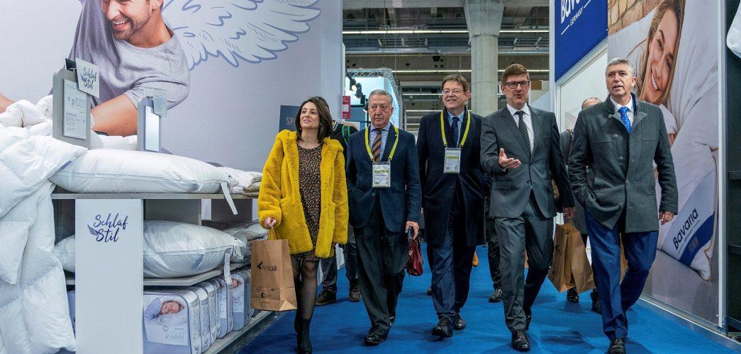 Ximo Puig anuncia la creació de la Mesa del Tèxtil