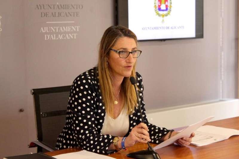 """PP i Ciudadanos insten a que l'equip de govern d'Alacant emplace al central a respectar la Constitució i exigir la ruptura dels acords amb """"separatistes i hereus d'ETA"""""""