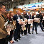 Compromís visibilitza a FITUR l'estat actual del litoral valencià per a evidenciar les conseqüències de no actuar contra l'Emergència Climàtica