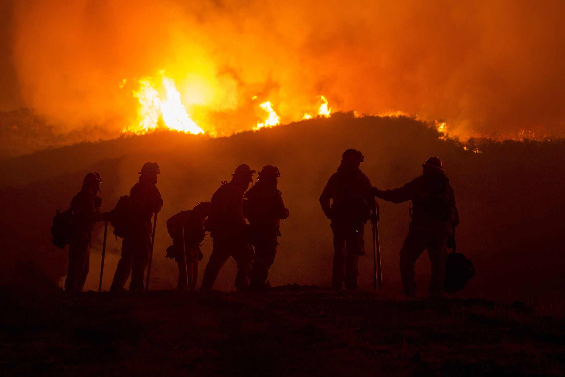 La Comunitat Valenciana registrà en 2019 el menor nombre d'incendis dels últims 33 anys