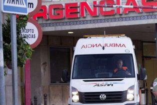Mor un jove de 24 anys a Castelló mentre practicava pàdel