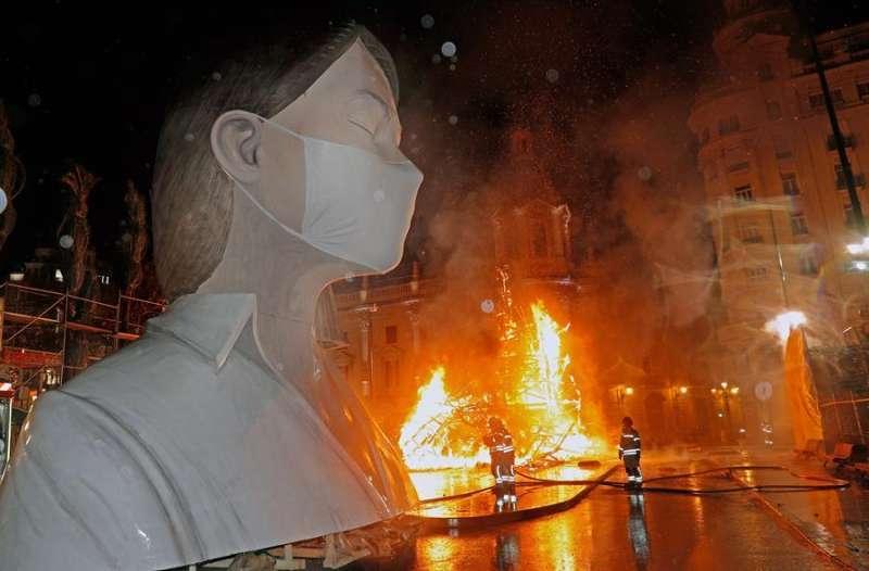 València suspèn les Falles 2020