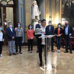 Compromís-Esquerra Confederal, ERC-EH i Junts demanen al Senat al PSOE que no vete ara investigar el projecte Castor
