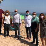 Reclamem actuacions urgents per a la platja de Tavernes