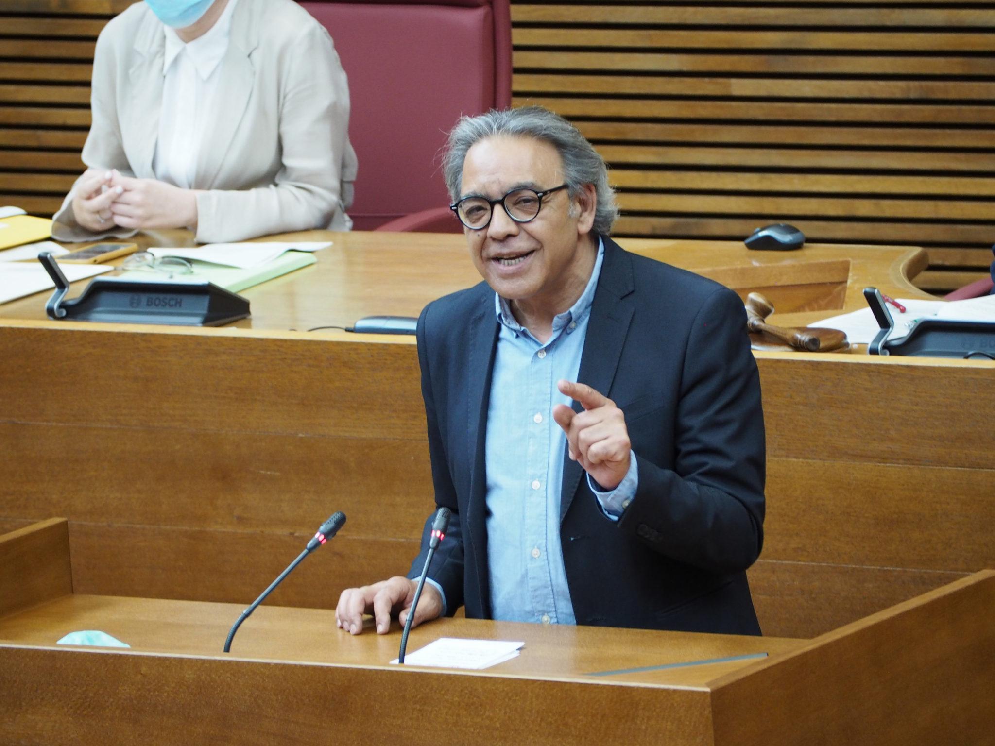 """Mata: """"El Consell de Ximo Puig escolta: la Comunitat Valenciana ha sigut la primera en presentar 410 projectes per a la recuperació a través de fons europeus"""""""