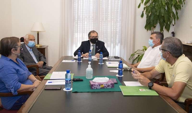 La Fundació de l'Hospital Provincial de Castelló renova la seua imatge i posa en valor la seua labor investigadora