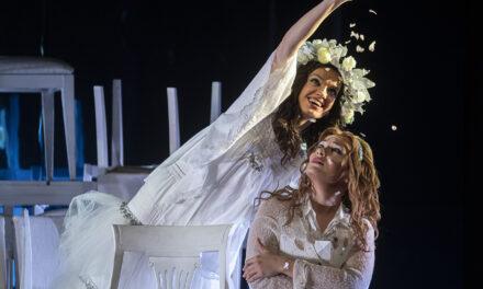 Les Arts estrena al Calderón d'Alcoi la seua primera òpera en un teatre de la província d'Alacant