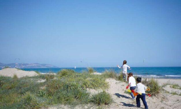 Castelló sol·licita que el Serradal entre a formar part de la Xarxa de platges sense fum