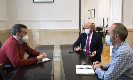 La Diputació i la Generalitat coordinen noves polítiques d'habitatge per a evitar la despoblació