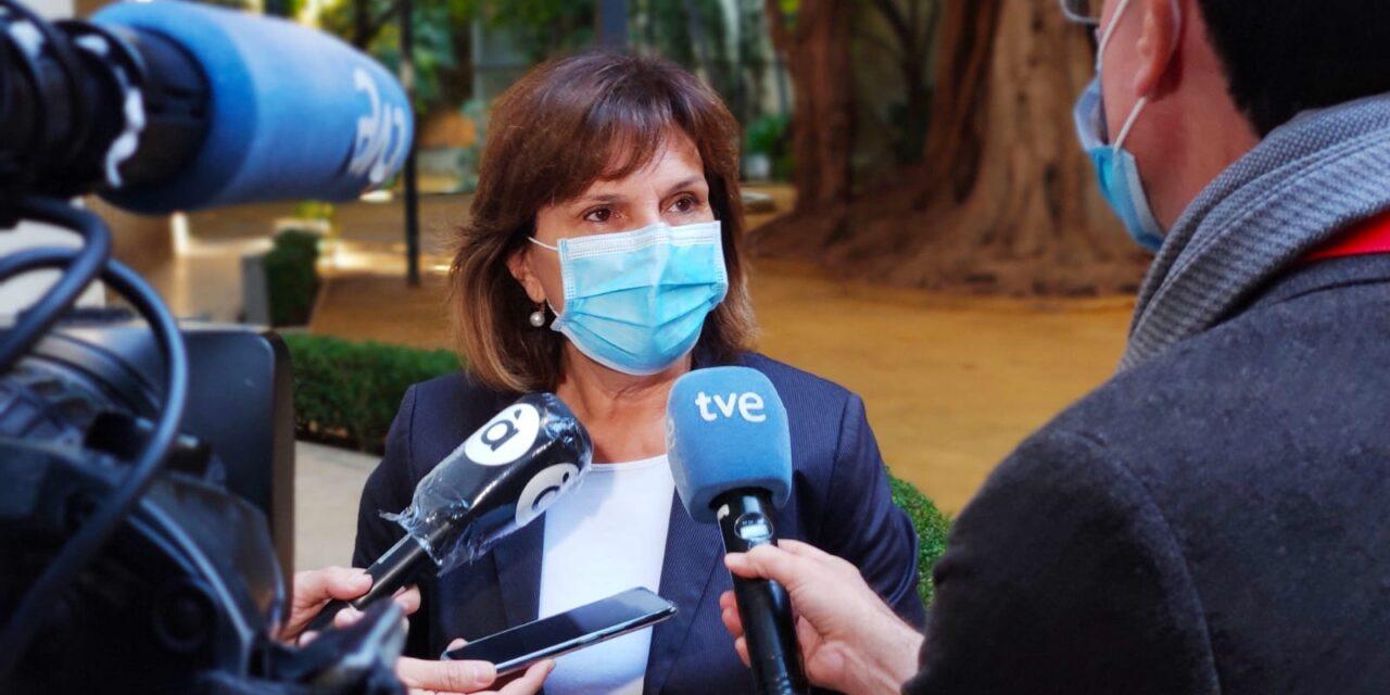 """Martínez recorda que la Comunitat Valenciana """"està més que preparada per a la vacunació massiva"""" i destaca que Bonig """"només parla per a queixar-se i criticar"""""""