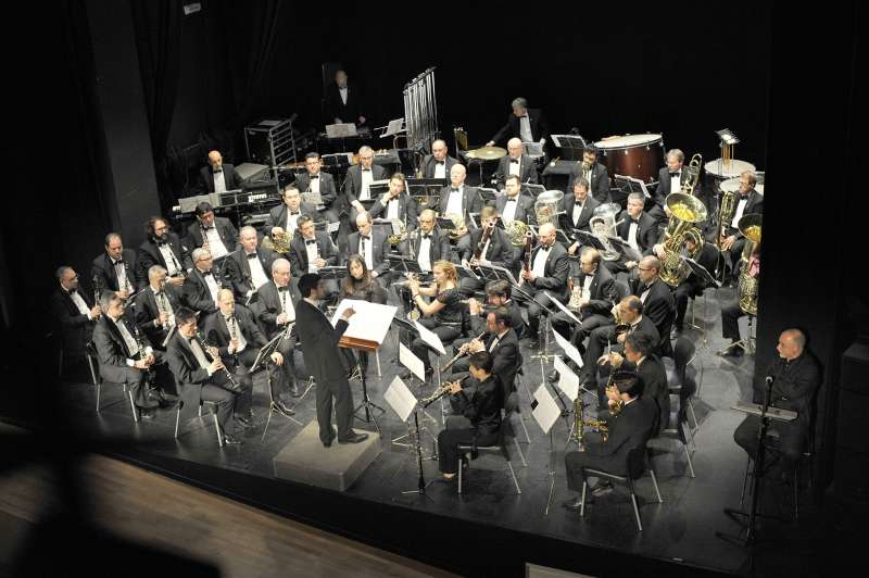 La Banda Municipal de Castelló oferirà un concert en col·laboració amb la Confraria de la Mare de Déu del Lledó