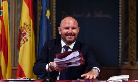 La Diputació de València porta al màxim el seu sistema de control intern