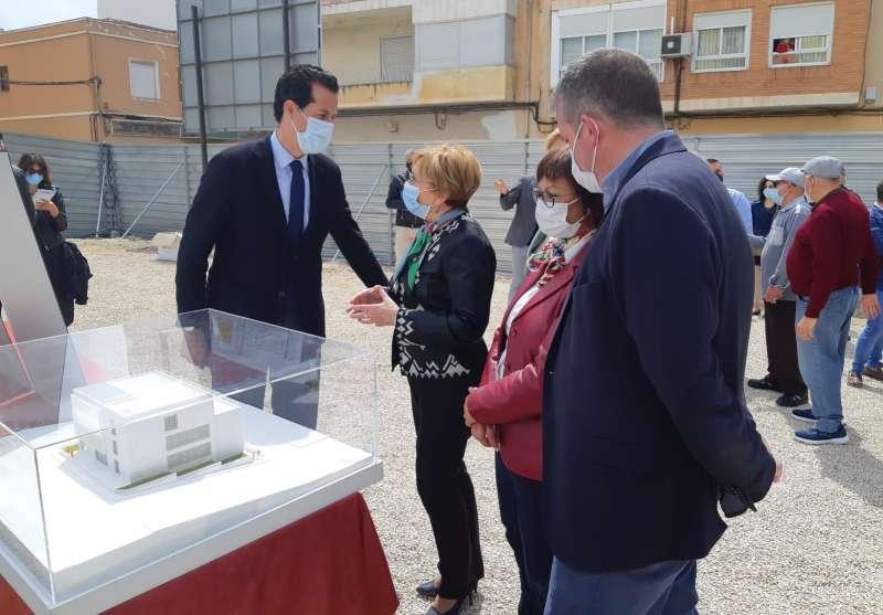 Sanitat inicia les obres de construcció del nou consultori 'Virgen de la Cabeza' d'Elda