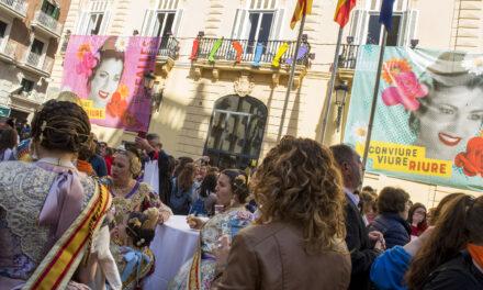 La Diputació ajuda amb 230.000 euros a totes les comissions falleres de la província