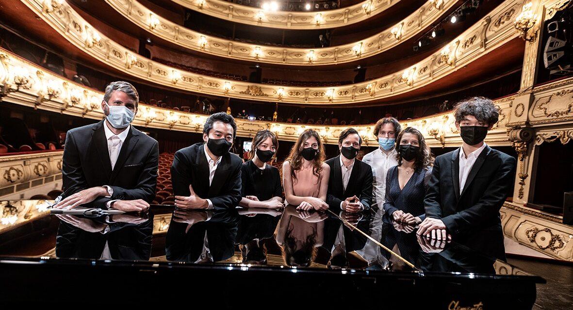 Els pianistes Sychev, Jordania i Suzuki vencedors d'un Iturbi que declara desert el primer premi