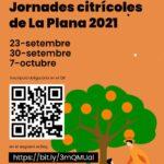 LA UNIÓ de Llauradors organitza durant tres dijous i des de demà les I Jornades Citrícoles de la Plana amb la participació de destacats ponents