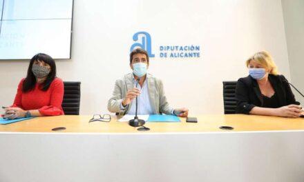 Ana Serna, nova portaveu de l'equip de Govern de la Diputació d'Alacant