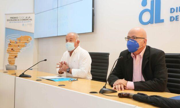 Paredes, Vigar i Verrochio, finalistes del Premi COAC que impulsen la Diputació i el Col·legi d'Agents Comercials