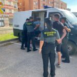 Detingudes sis persones vinculades a 28 robatoris a Alfafar i Almussafes