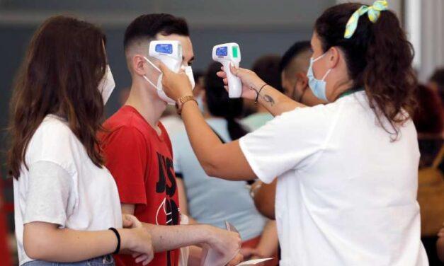 Pugen els contagis a 430 però baixa el NOMBRE de morts i hospitalitzats en la Comunitat Valenciana